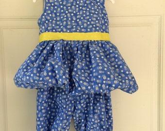 Baby Girls Top & Pantaloons
