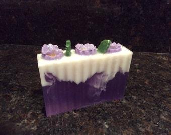Lilac Blossoms Soap MP