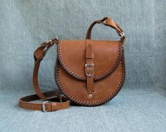 Купить кожаную сумку через интернет