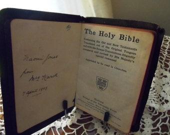 Antique Bible, Circa 1909