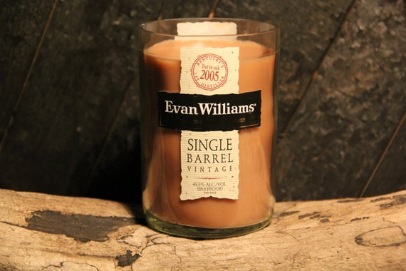 Evan Williams Whiskey Gift, Valentines Gift For Him, Valentine's Present For Guy, Gift For Dad, Gift For Brother, Valentines Guy Gift
