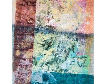 L for Love Series #3.  Giclee Fine Art Print: , Abstract Art, Wall Art, Home Office Decor