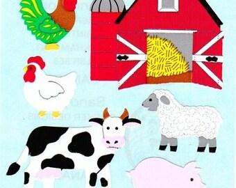 Sandylion Farm Stickers