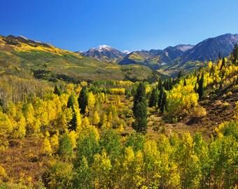 Nature Photograph - McClure Pass
