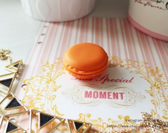 Macaron Storage Box (Orange)