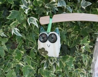 Goobee the Lavender Owl