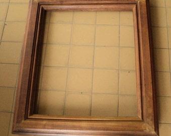Wooden frame cm 52 x 60
