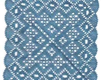 Joy - A Torchon Lace Coaster Pattern In Four Sizes, Bobbin Lace Pattern