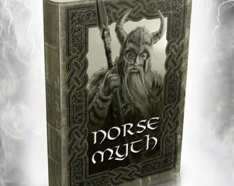 Norse Mythology - 181 Old Books on DVD - Vintage Vikings Teutonic Thor Odin Gods Legend Valhalla
