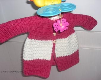 baby girl delicat cardigan