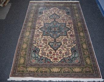 Old kayseri hand knotted Kayseri rug