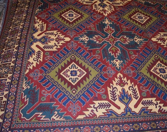 Afghan Soumak Kilim fine quality