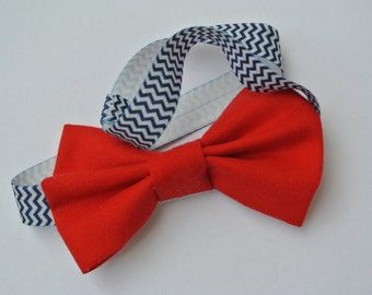 4th of July, Red white and Blue headband