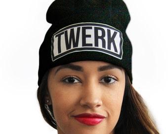 Twerk, Twerking, Miley Cyrus, Twerk Team, Twerk it, Twerk Team Captain, You Can't Twerk with us Hat