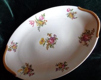 Limoges Platter 11 inch Vintage