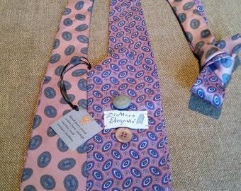 Pink & Purple Fun Designs Purse