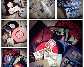 Child of the Decade, Retro Vintage Nostalgic Memorabilia Memory Box, 30s 40s 50s 60s 70s 80s. Milestone Occasion Birthday Gift