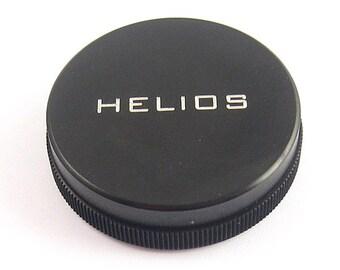 LENS CAP Rear Metal M42 HELIOS Lens Russian camera back black