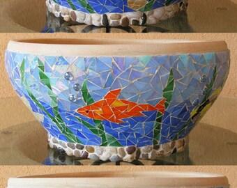 Aquairum Fish Bowl - SOLD