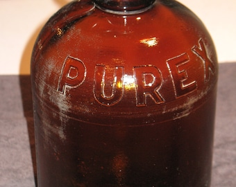 purex bottle dating Digger answers your questions about antique bleach, ammonia and bluing bottleslearn the fascinating history behind these bottles find thousands of questions and answers about the common and rare bottle.