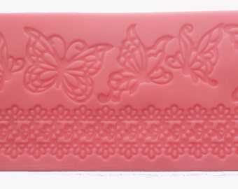 Butterfly Lace Mold