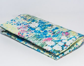 SALE - Secret Garden Clutch Bag