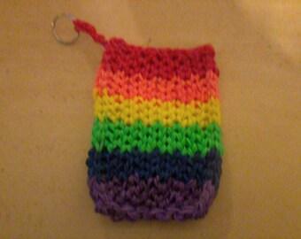 gay pride loom phone case