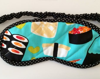 Sushi Roll Sleep Mask