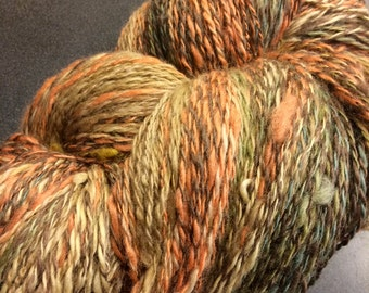 Mixed Unknown Naturally Dyed Handspun