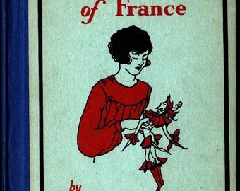 Little Jeanne of France - Madeline Brandeis - 1929 - Vintage Book