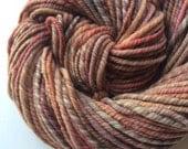Fall Arrived bulky navajo plied Falkland handspun yarn