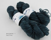 morgane - helios fingering weight (dyed to order)