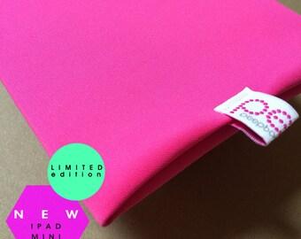 NEW...   iPad mini sock…….bright pink