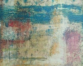 ORIGINAL Abstract Painting - 14x14 inches. STUNNING Acrylic on canvas - 'Journeys #2'