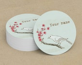 Custom Stickers  Custom Logo Stickers  Personalized Stickers  Product Labels  Adhesive Labels  Return Address Labels  Vintage Bird 6