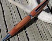 Silver Tipped Cedar Wood Office Pen