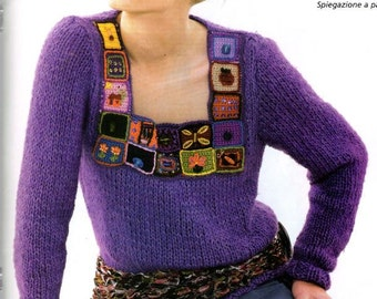 Hippy Gipsy Chic Sweater