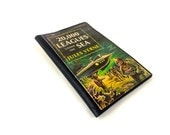 Paperback Wallet - Twenty Thousand Leagues Under the Sea - made from recycled vintage paperback book, mounted on leather