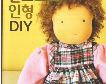 Waldorf Doll - Steiner Doll - Making Craft Book