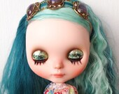 Blythe Headband - Nebula- Galaxy Collection - SALE