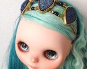 Blythe Headband - Star Dust- Galaxy Collection - SALE