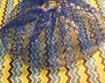 Blythe Poofing Skirt -  Nighttime Blues