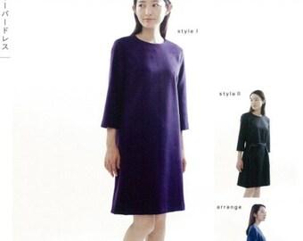 M157 Adult Pullover Dress M Pattern - Japanese M Pattern