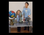 Custom Birthday Cake Topper Figure - Personalized to Look Like Your Photos