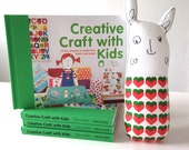 NEW Creative Craft With Kids Book by Jane Foster - signed with free gift!