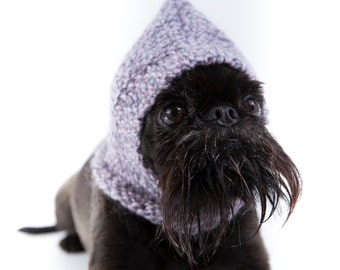 Little Gnome - Pure Wool Cozy Hood