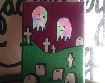Noumena 2.0: A Ghost Painting