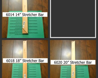 Fredrix Stretcher Bars - assorted lengths - pine wood - 1 pc
