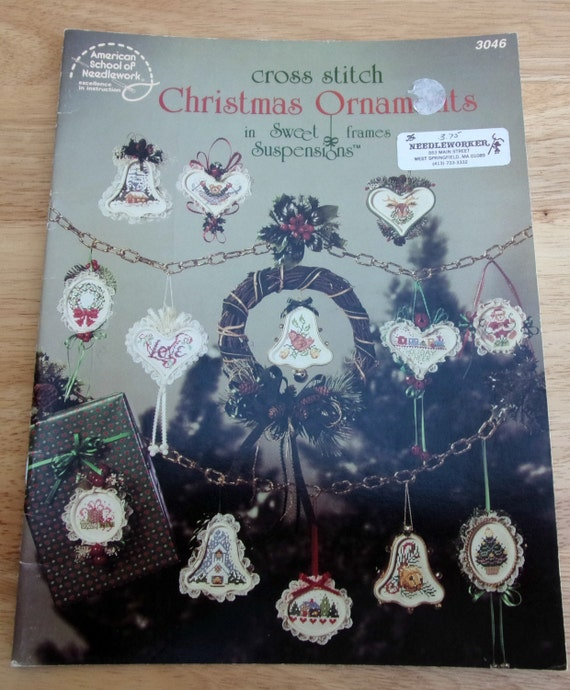 Vintage Christmas Ornaments In Sweet