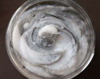Whipped Soap Pipe Smoke 2 oz Mini Creme Fraiche VEGAN Mens Soap